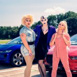 Courtney Act vs The Vivienne – Jag Race Behind the Scenes images (10)