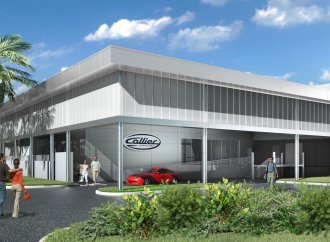 Collier Car Clubs announce first location