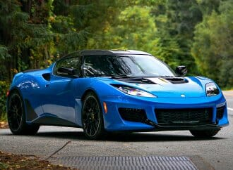 2020 Lotus Evora GT is quick, light and instills confidence