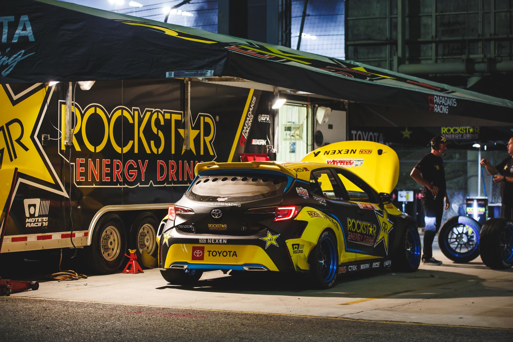Formula drift final standings