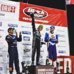 Ken Gushi podium finishes first for Round 8
