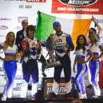 James Dean 2019 formula drift champion