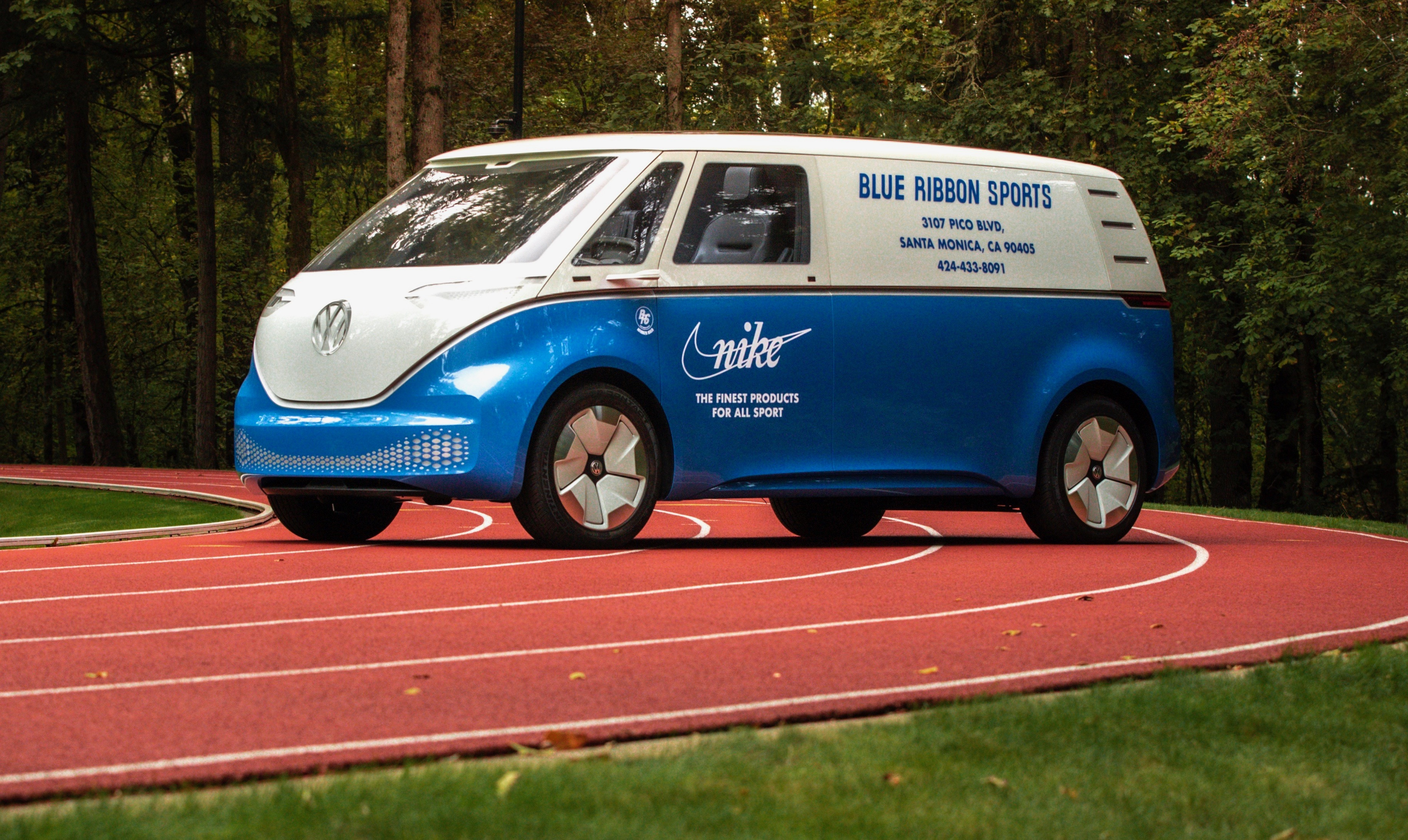 Nike, VW, Nike revive history with a new Blue Ribbon Sports van, ClassicCars.com Journal