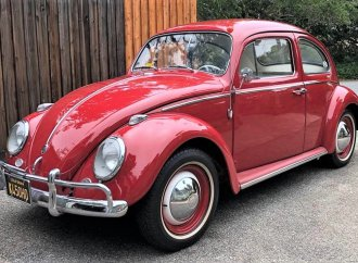 Entry point: classic VW Beetle remains easiest first collector car