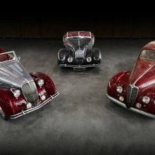 Trio of Dayez Collection Delahayes joins RM Sotheby's Paris docket