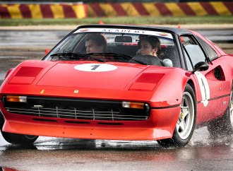 You can learn to drive a classic Ferrari at Fiorano test track