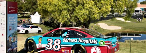 What do pro golf, classic cars and Shriners have in common?
