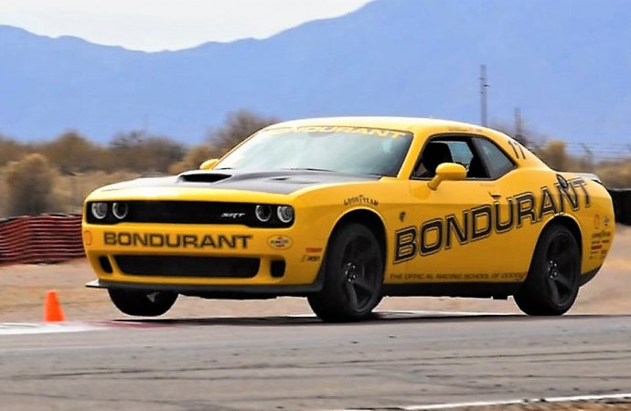 Bondurant performance-driving school hires CEO and general manager