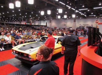 No Vegas jackpot this year for Mecum