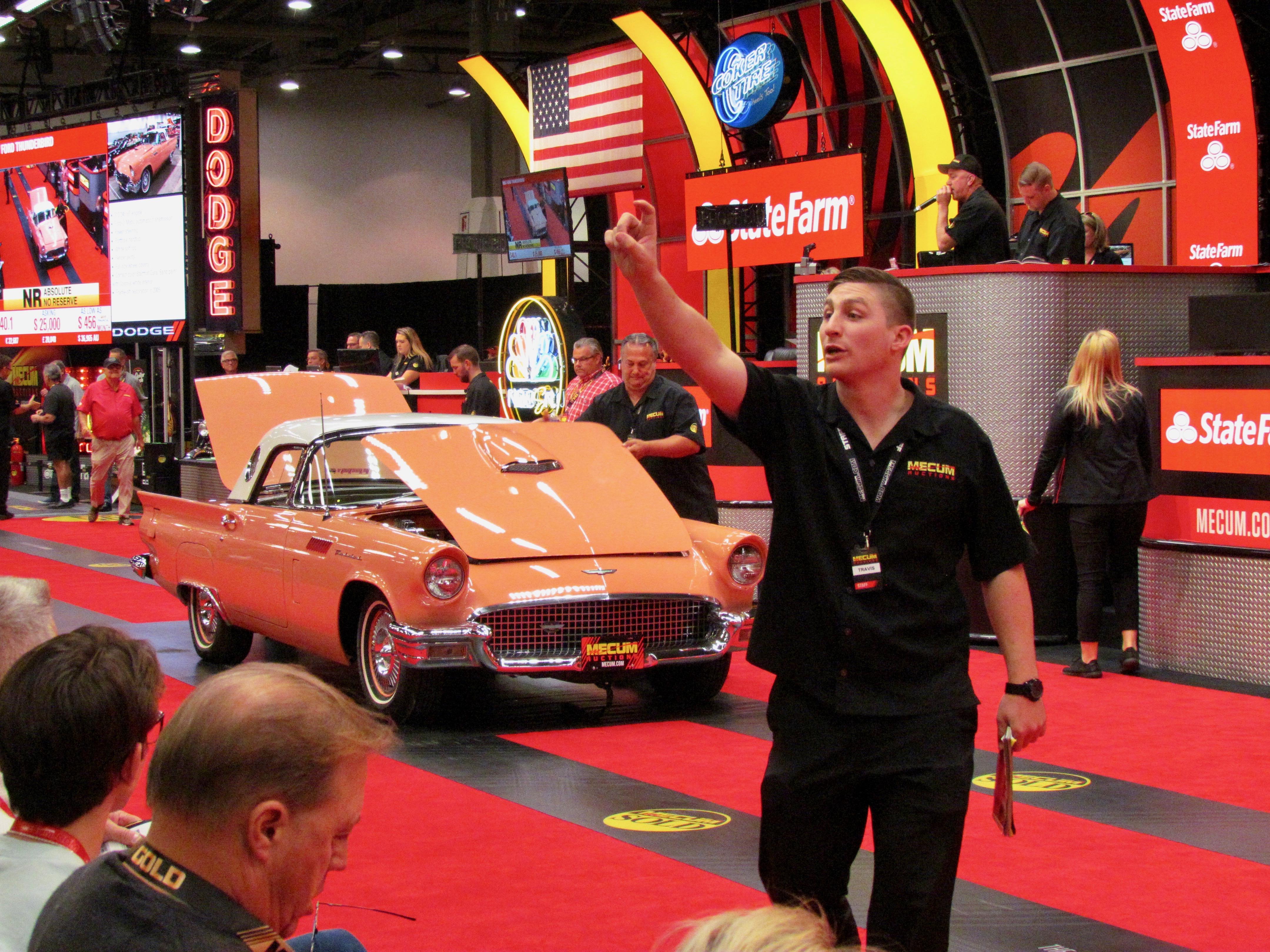 Mecum Auctions, No Vegas jackpot this year for Mecum, ClassicCars.com Journal