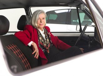 How plaid became part of Volkswagen history