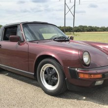 Whale (tail) of a deal: 1984 Porsche 911 Carrera Targa