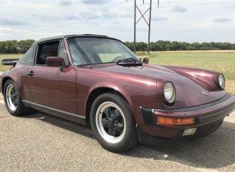 Whale (tail) of a deal: 1984 Porsche 911 Carrera Targa