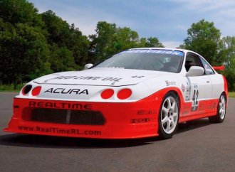 Real Time turns back the clock with restored Integra Type R