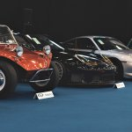 various cars at rm london