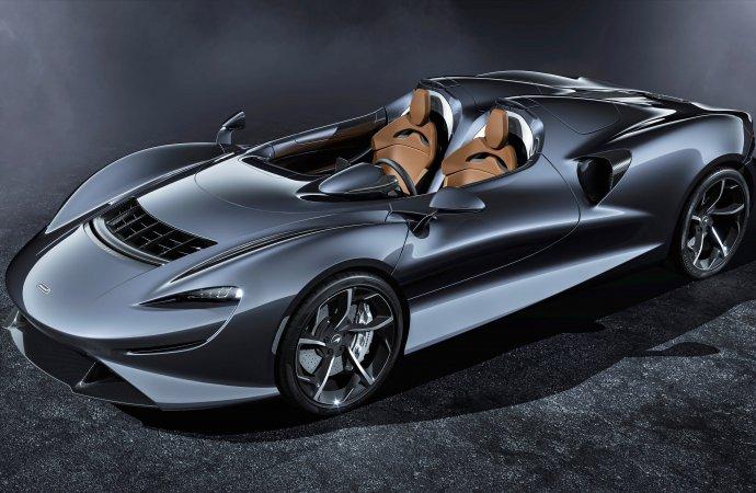 McLaren rekindles Elva nameplate with new roadster