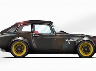 Honda to feature several vintage vehicles in SEMA Show display