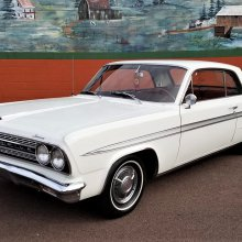 Original turbocharged 1963 Oldsmobile Jetfire hardtop in low-mileage condition