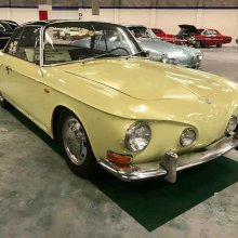 Type 34 Karmann Ghia was VW's 'Razor's Edge'