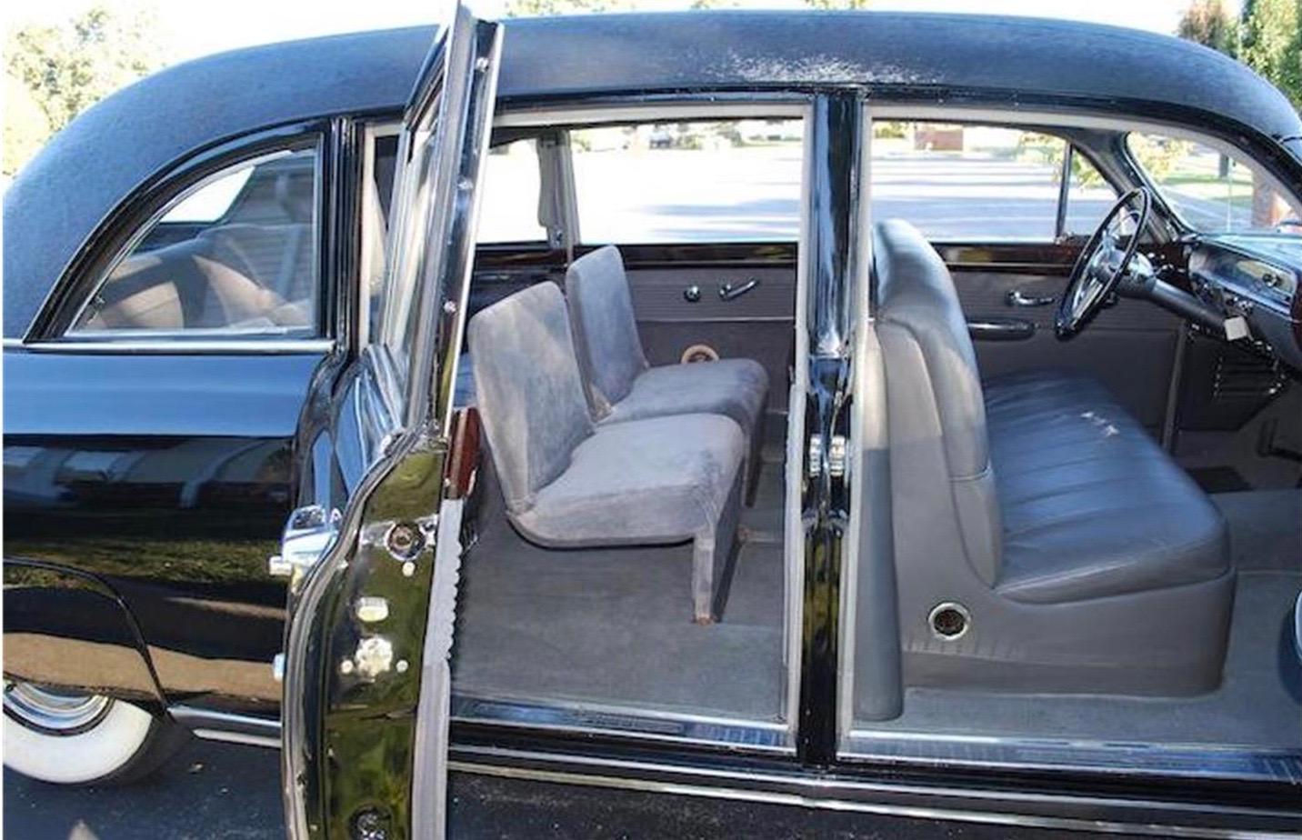 Truman limousine, Harry Truman's 1950 Lincoln limo for sale, ClassicCars.com Journal