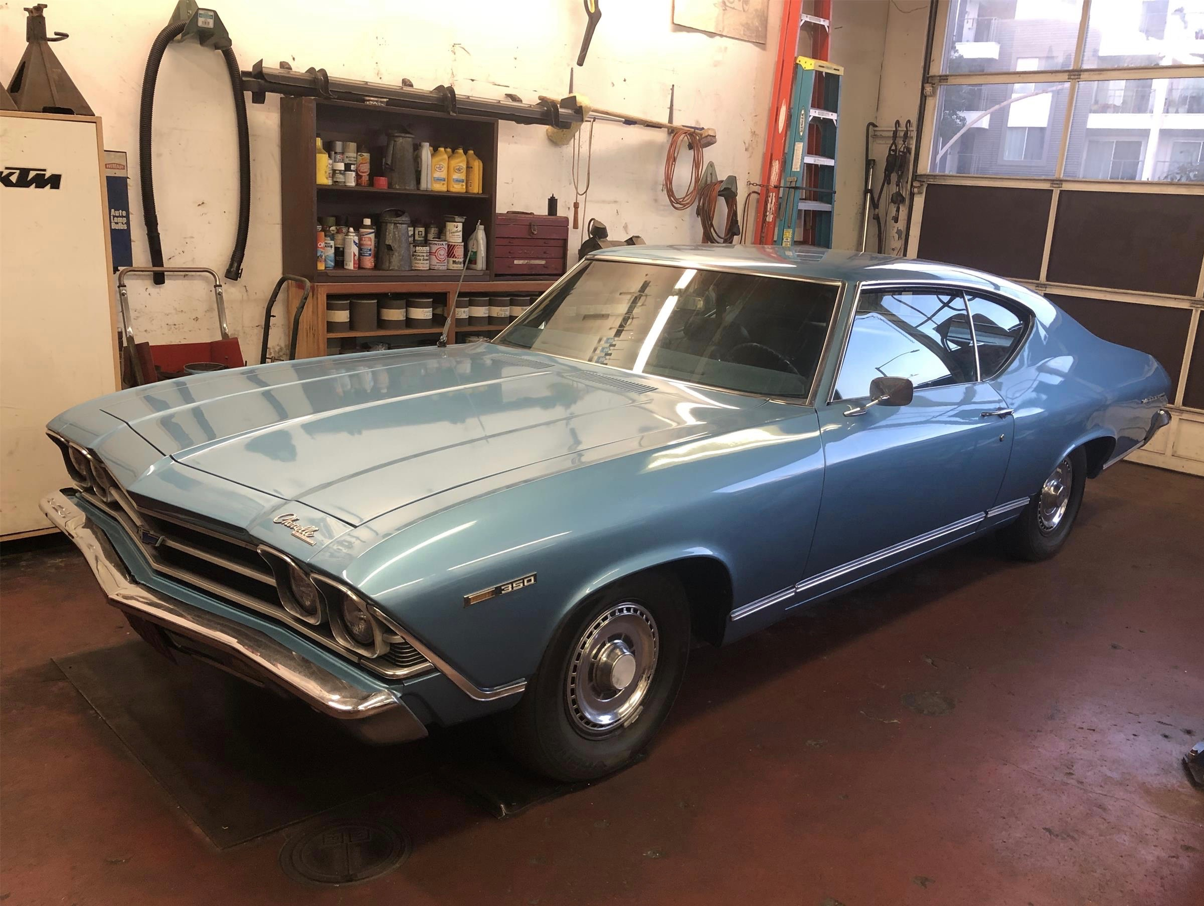This 'little old lady' left '69 Chevelle Malibu to its caretaker