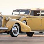 1935 Cadillac V16 Imperial Convertoble Sedan by Fleetwood