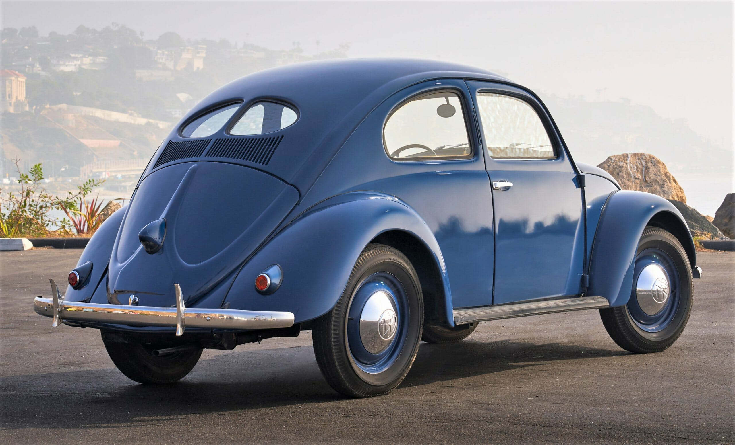 70 Years After First Beetles Arrived In The Us Vw Lives On