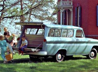 Chevrolet Suburban, longest-running nameplate, marks its 85th anniversary