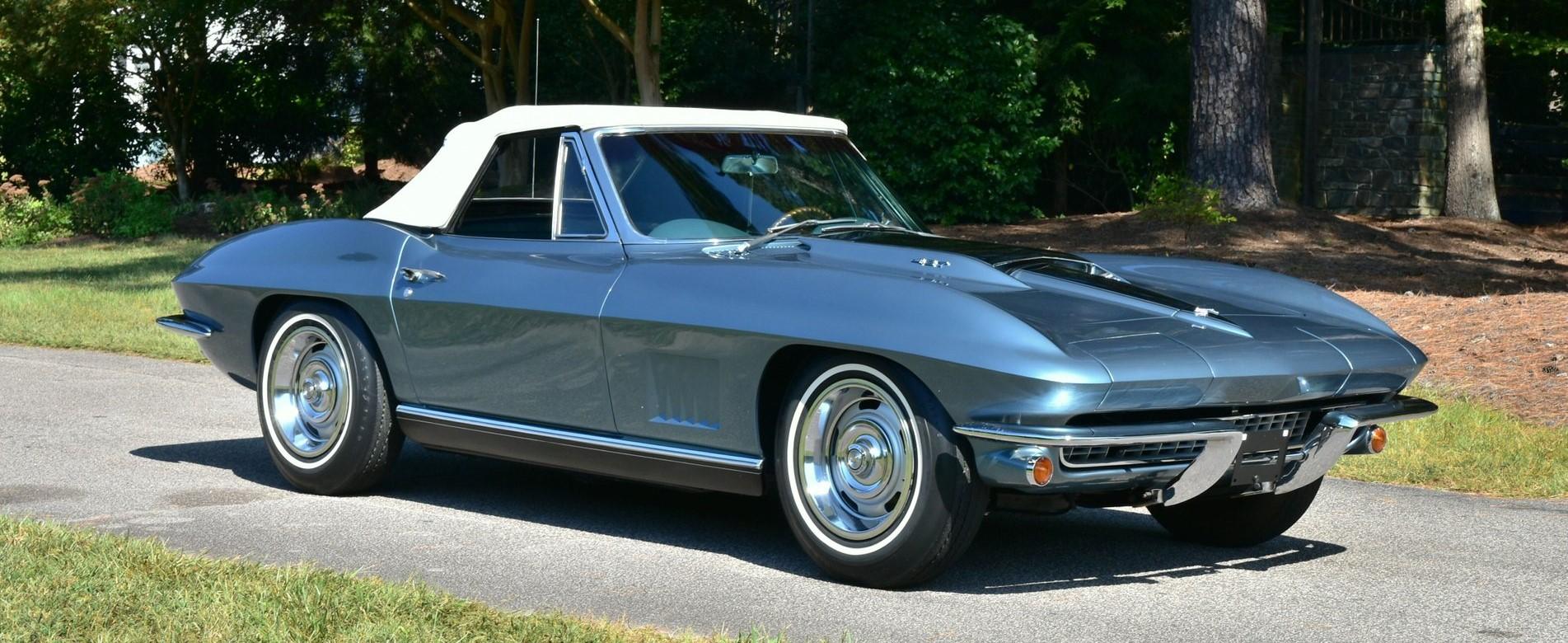 1967 Chevrolet Corvette Raleigh Classic Auction