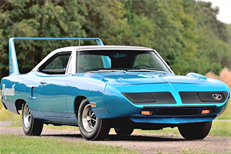 Mopar muscle cars from Tony D'Agostino to cross Mecum auction block in Florida