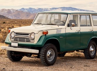 From a single U.S. sale in 1958, Land Cruiser has become a Toyota market mainstay