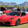 Italian steeds stampede in Arizona as national Ferrari club hosts concours