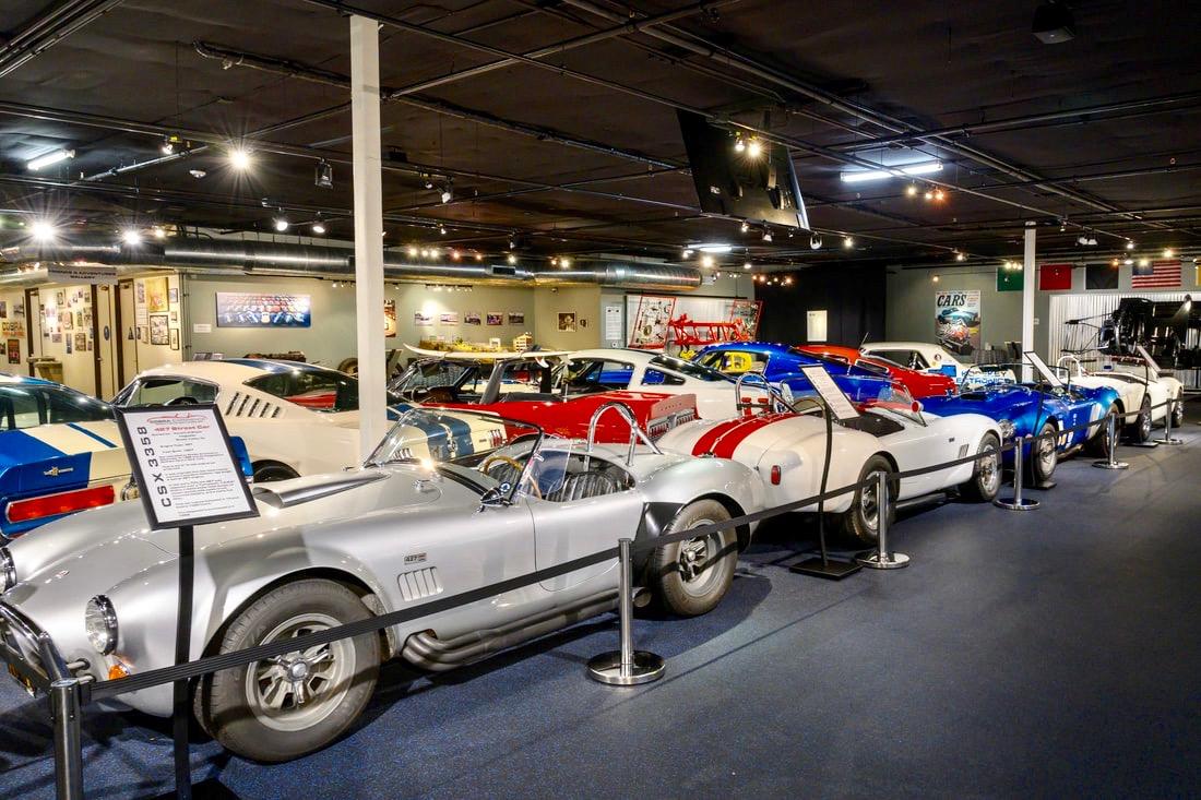 Movie car raffle, Shelby Experience Museum offers 'Ford v Ferrari' movie car raffle, ClassicCars.com Journal