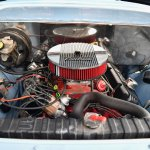 7.2 litre Mopar engine with Holly Carb #6806-Howard Koby photo