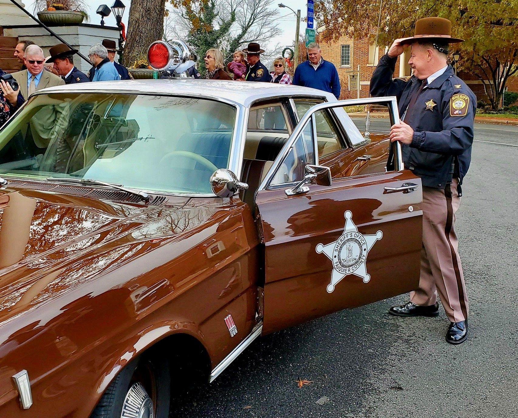 Sheriff's Ford