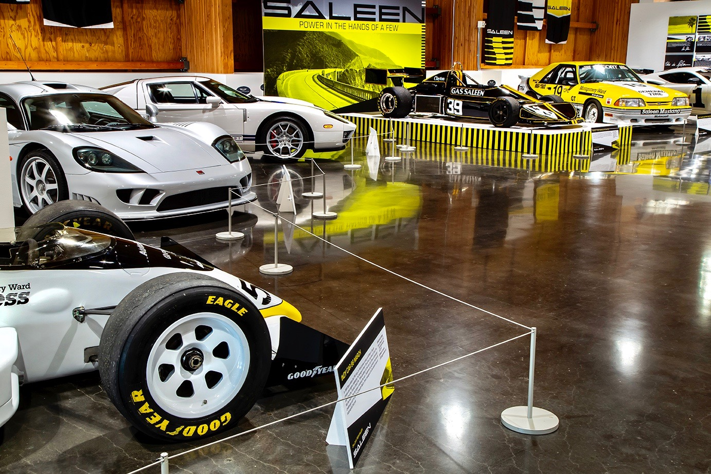 LeMay museum salutes Saleen with year-long exhibit