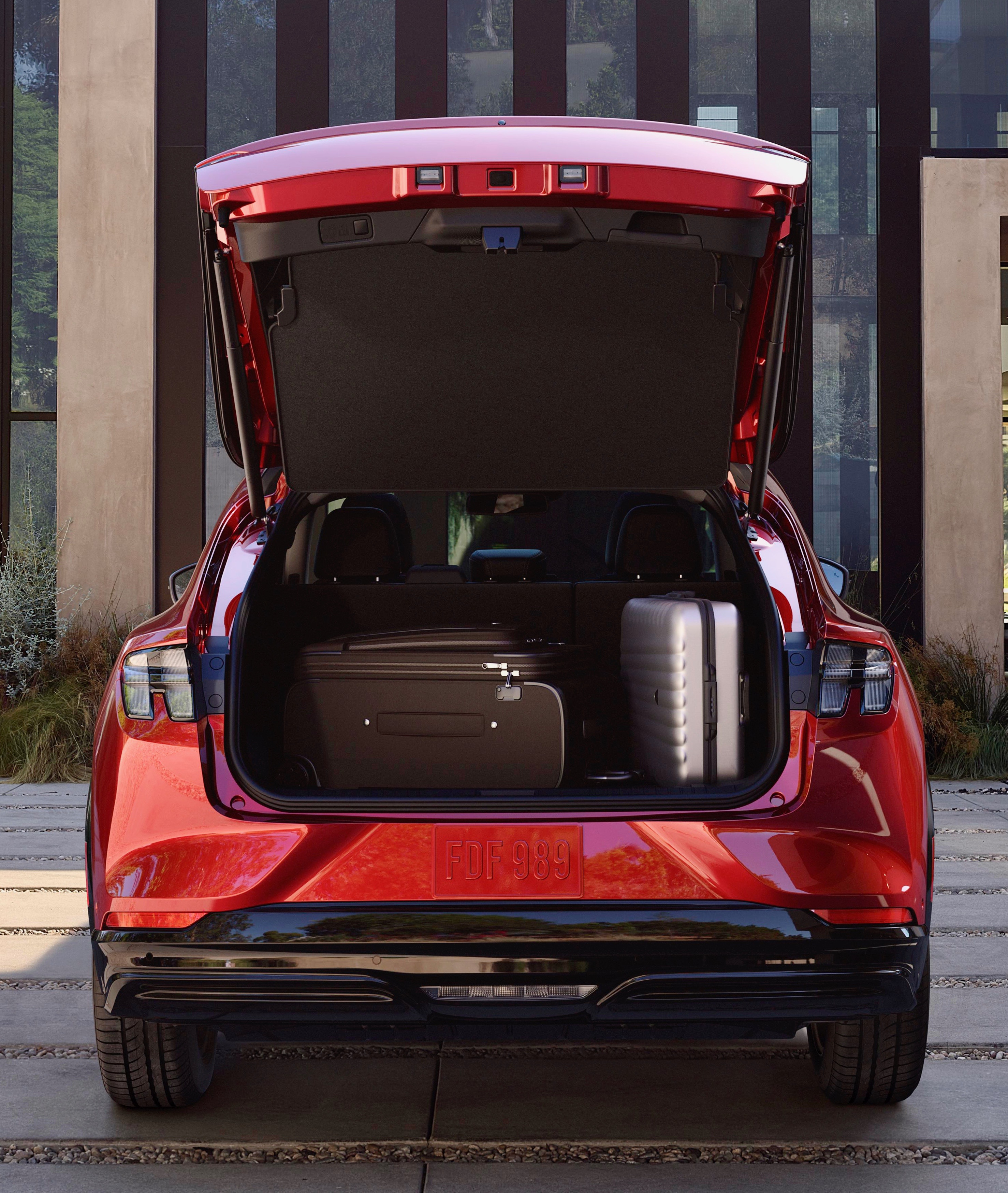 Mach-E, Ford unveils Mustang Mach-E electric sport utility vehicle, ClassicCars.com Journal