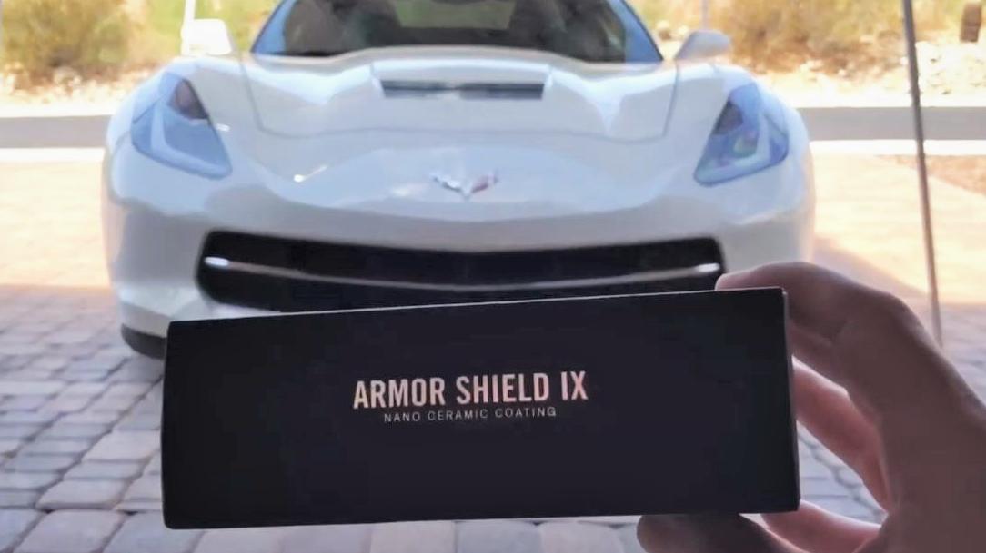 Avalon King's Armor Shield IX ceramic coating DIY kit
