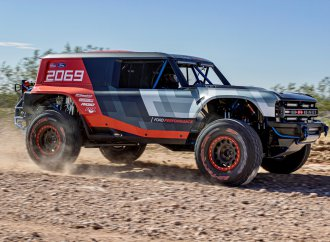 Ford uses SEMA to heighten anticipation of new Bronco