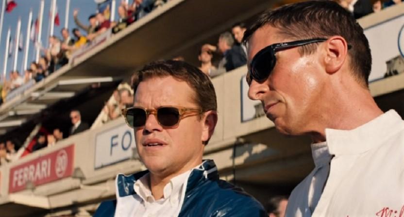 bondurant, Christian Bale learned to drive race cars for 'Ford v Ferrari' at Bondurant school, ClassicCars.com Journal