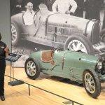 Helle Mine Bugatti Lynn