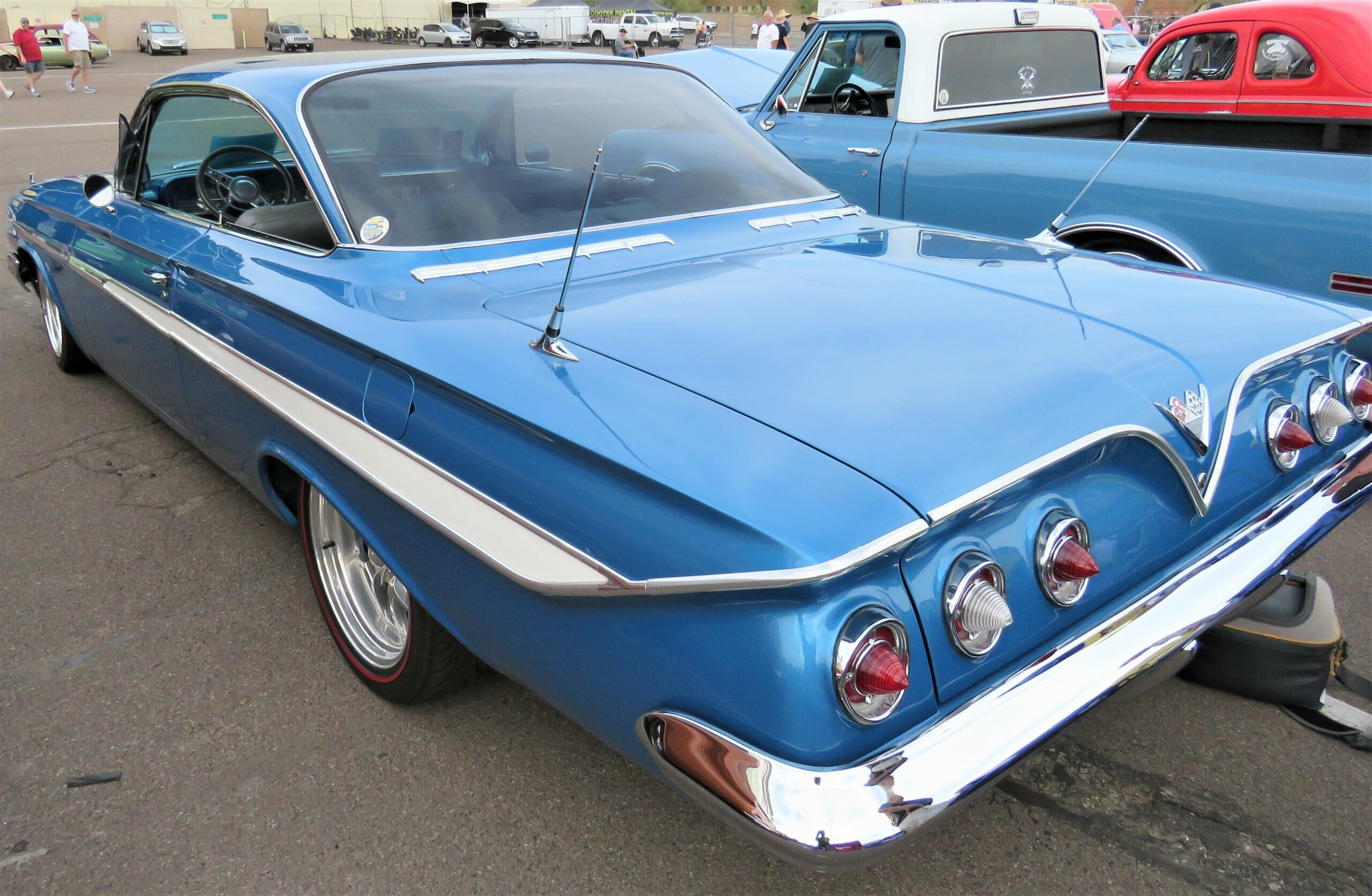 goodguys, All 18 Goodguys shows in one season, and 40,000 miles in a '61 Chevy Impala, ClassicCars.com Journal