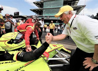 Penske Corp. purchases Indianapolis Motor Speedway, IndyCar racing series