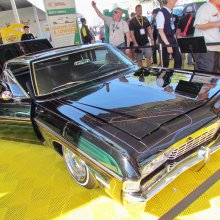SEMA Seen: Lowrider in the limelight