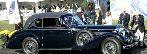 Hilton Head Concours grows, impresses with terrific array of vehicles and events
