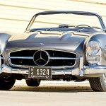 Photo 4 – 1957 Mercedes-Benz 300 SL Roadster