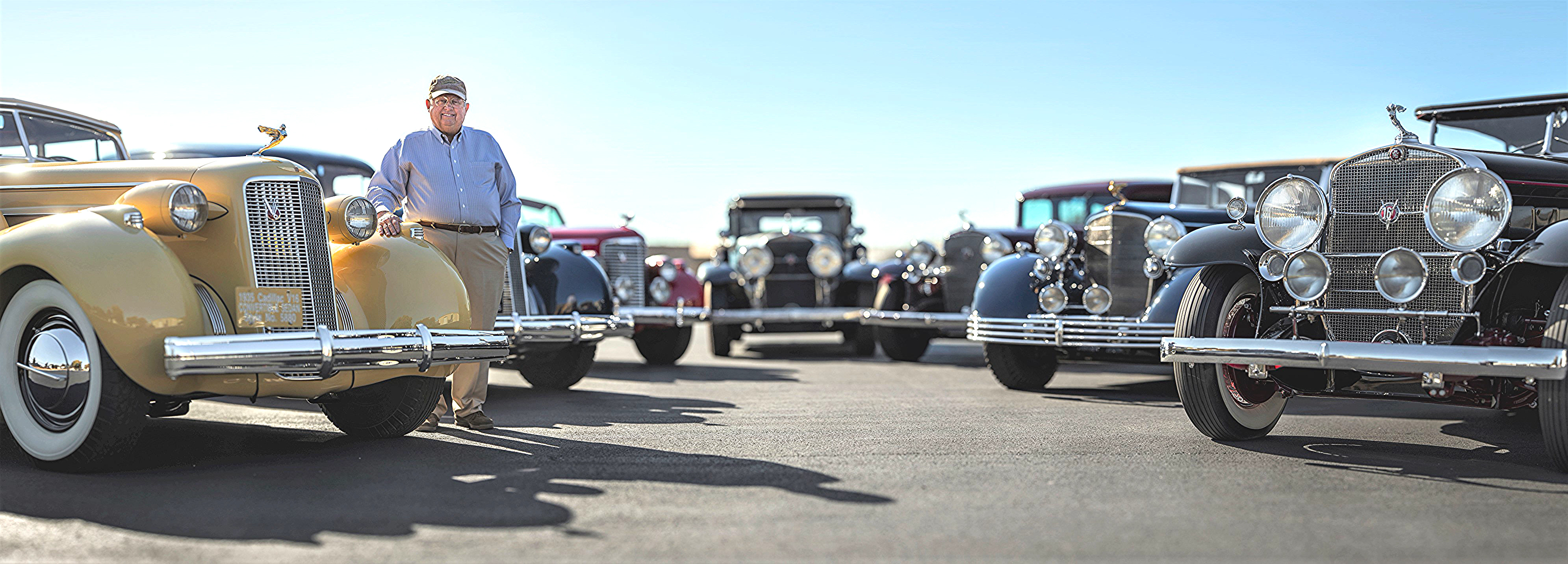 cadillac, Seven iconic V-16 Cadillacs set for RM's Sotheby's Arizona auction, ClassicCars.com Journal