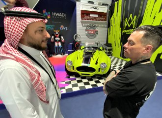 New auto festival in Saudi Arabia, and a Ferrari concours in Arizona