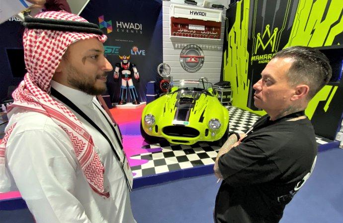 New auto festival in Saudi Arabia, and a Ferrari concours in Arizona