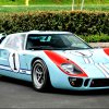 GT40 used in 'Ford v Ferrari' film set for Mecum auction in Florida